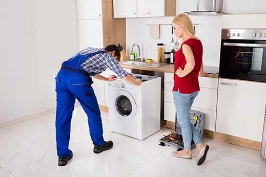 reparatii masni de spalat